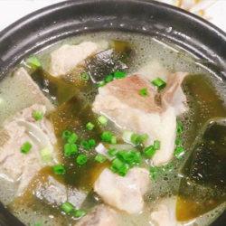 猪骨排骨汤