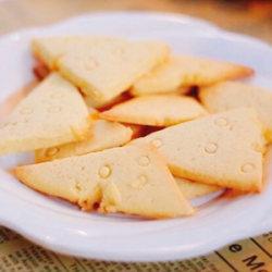 咸味芝士饼干