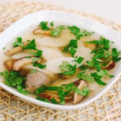 香菇山药汤