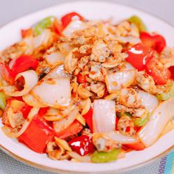 小炒蛤蜊肉