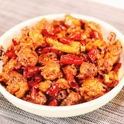 川式红烧鸡