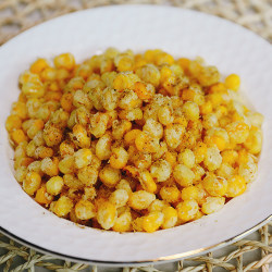 椒盐玉米粒