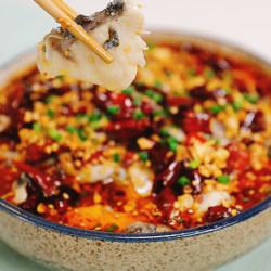 川香水煮鱼