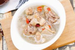 酸萝卜老鸭汤