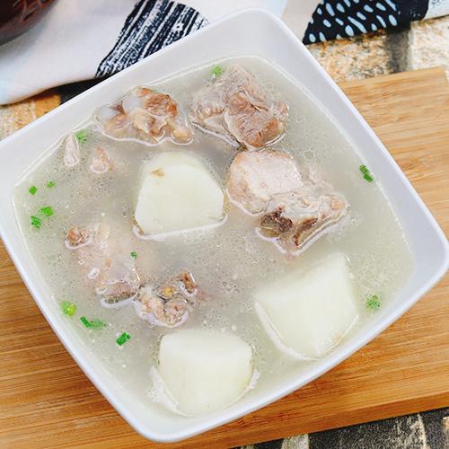 淡菜山药排骨汤