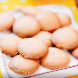 酸奶溶豆小饼干