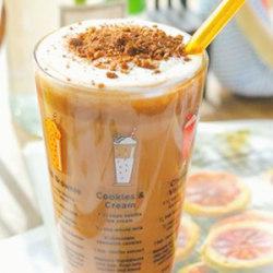 奥利奥雪顶咖啡