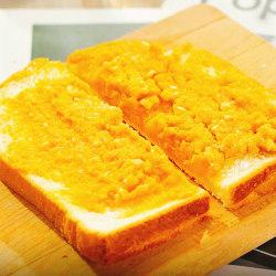 咸蛋黄酱焗吐司