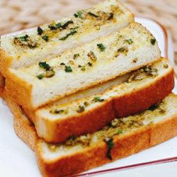 香蒜面包条