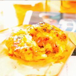 芝士火腿酥饼