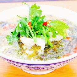 牛奶酸菜鱼