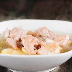 沙虫鸡汤怎么做好吃