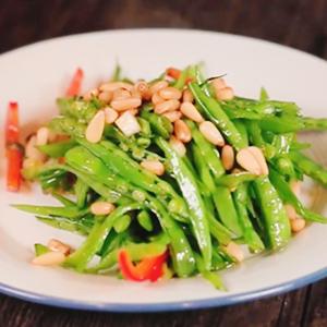 松仁荷兰豆
