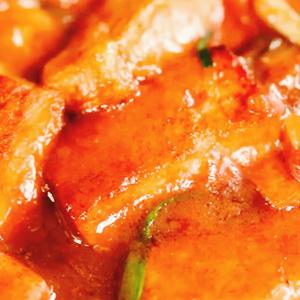 虾酱焖豆腐
