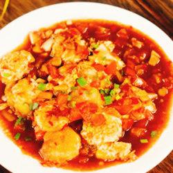 鱼香日本豆腐
