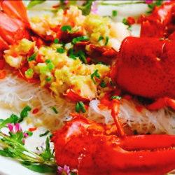 蒜蓉波士顿龙虾