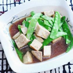 扁豆煮香芋