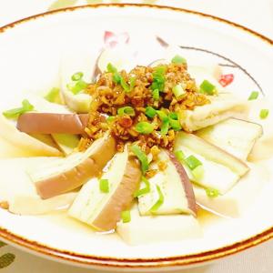 茄子蒸豆腐