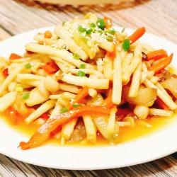 干锅海鲜菇