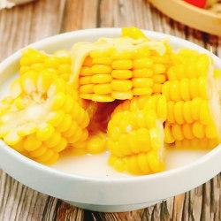 牛奶煮玉米