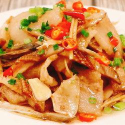咸鱼蒸五花肉