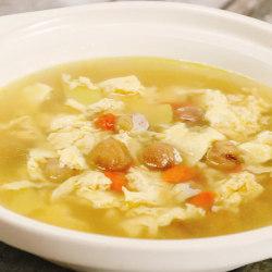 桂圆肉鸡蛋汤