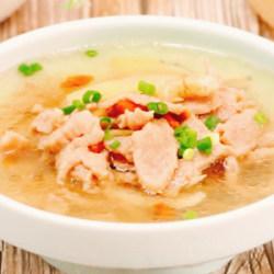 黄芪瘦肉汤