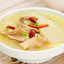 冬瓜羊排汤