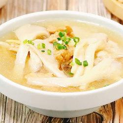 平菇滑肉汤