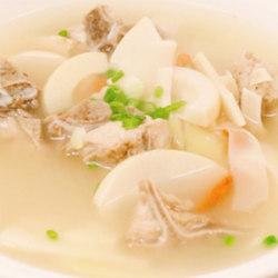 春笋龙骨汤