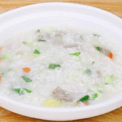 枸杞猪肝粥