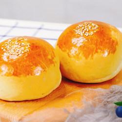 日式豆沙面包