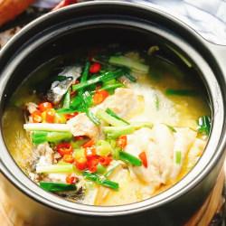 黄焖砂锅鱼