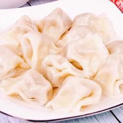 金针菇鲜肉水饺
